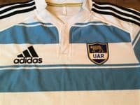 Classic Rugby Shirts | 2011 Argentina Vintage Old Jerseys